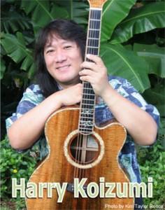 Harry Koizumi